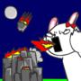 Ragin' Bunny by JMac96