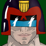 Judge Dredd by Gnoffprince