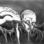 Centipede Man by TomahawkTerror