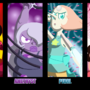 We are the Crystal Gems by Nintendoart