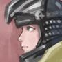 knight girl by Rusten