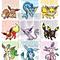 Eeveelution Pokemon