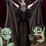 Princess Pageant by MavisRooder