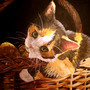 Basket Cat by Meorow