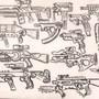 Lots of guns by JUSTinnator3