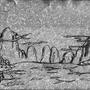 Background, Dragonball manga by Kubikuro