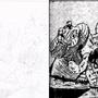 Son Goku vs Piccolo by Kubikuro