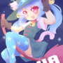 kitty witch by ProofMeh