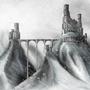 Mountain fortress by DeclanMcDermott97