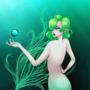 Mermaid by sylvrn