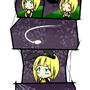 Unlucky usagi #3 by da3rd