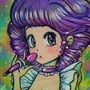 Creamy Mami Painting by doublemaximus