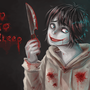 Jeff The Killer by lilHeart