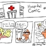 Hospital Comic #1 by jlorp