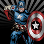 Captain America by PaintBoxHero