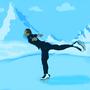 ICE SKATING by KOBAANNI