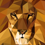 Lion LowPoly by MinioN99
