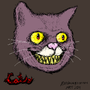 Cat by krimmson
