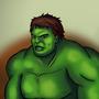 Hulk by 07raffaello