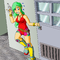 Space Bounty Huntress