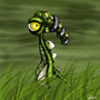 Grass Hover by ThinXIII