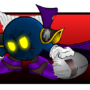 Meta Knight Unmasked by MylesAnimated