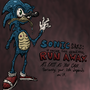 Sonic Says RUN by NAveryW