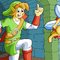 Link & Navi: On the Run