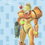 BabyMetroid Faithful to Momma by KilledBuzz