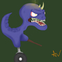 Paralysaur by Hogarou