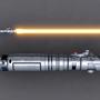 Sentinel Lightsaber by Brood-of-Evil