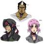 Character set 02 by Shadowblackfox
