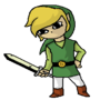 Legend of Link by Miroko