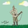 German Soldier 1914 by JanK33