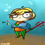 Pixel!ImmortalHD_AquaBub by iCadetNutsi