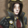 Steampunk Girl vn4 by DareGB