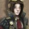 Steampunk Girl vn4