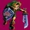 Link Majora´s Mask
