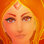 Flame Princess by AetherPush