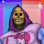 Gay Skeletor by jaschieffer