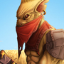 Bounty Hunter by Bentusi-Paladin