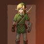 Link - The Legend of Zelda by mefesto