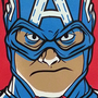 Captain America by LiLg