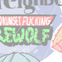 Fucking Werewolf Asso by SatansCaturday