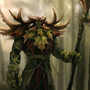 The Horned God by Koel-Art