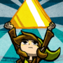 Triforce Obtained by Bradshavius