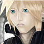 Cloud Strife by XxTheMadHatterxX