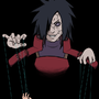 Madara The Puppet Master by NessSuccess