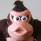 Donkey Kong Sculpture