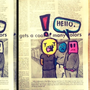 The morning paper. by Octopie